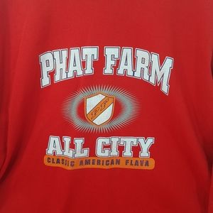 Phat Farm Great American Flava All City Tshirt